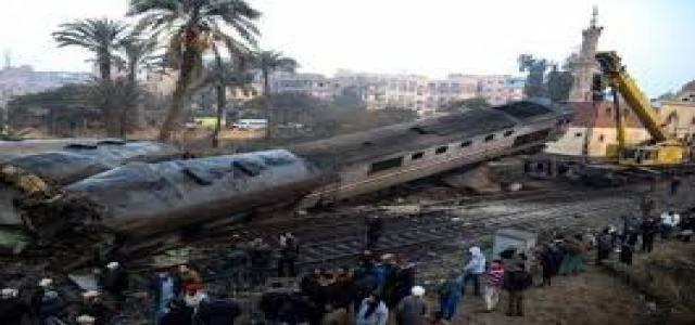 Muslim Brotherhood Extends Condolences to Victims of Deadly Alexandria Train Accident
