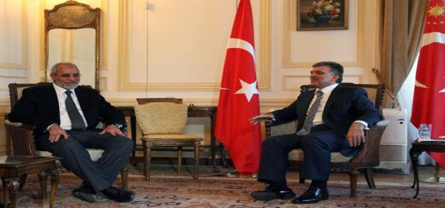 MB Chairman, Turkish President's guest in Revolution celebrations