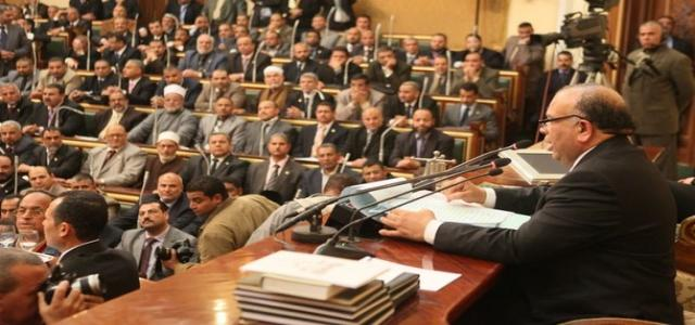 Political Science Professors and Legal Experts: Morsi Has Corrected Parliament Dissolution Error