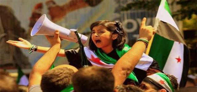 Brotherhood Demonstrations Support Syrian Revolution; Reject Iran, Hezbullah Interference