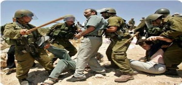 Civilians and reporters wounded in IOF shooting