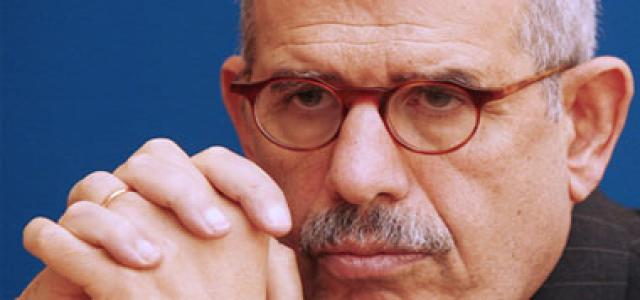 ElBaradei accuses  government of smearing campaign