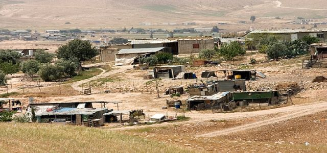 Israel plans mass forced removals of Bedouin