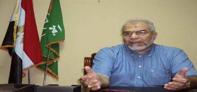 Muslim Brotherhood: We Will Not Meet Violence with Violence