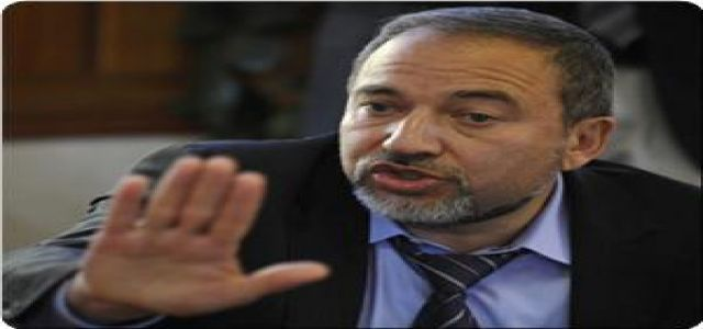 Lieberman proposes complete disengagement from Gaza