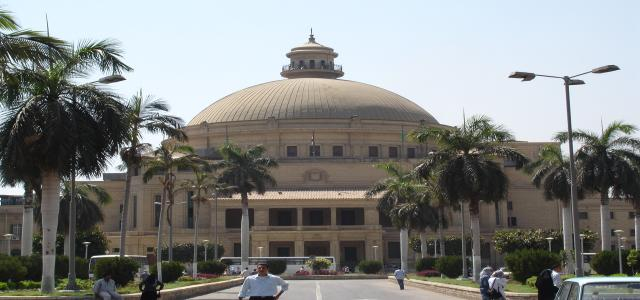 Political Education Workshop at Cairo University