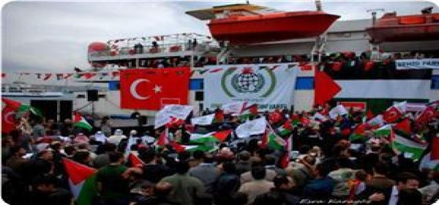 UN to distribute Freedom Flotilla aid in Gaza