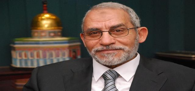 Muslim Brotherhood Chairman Badie Mourns Young Brother Murdered by Thugs Harassing Woman