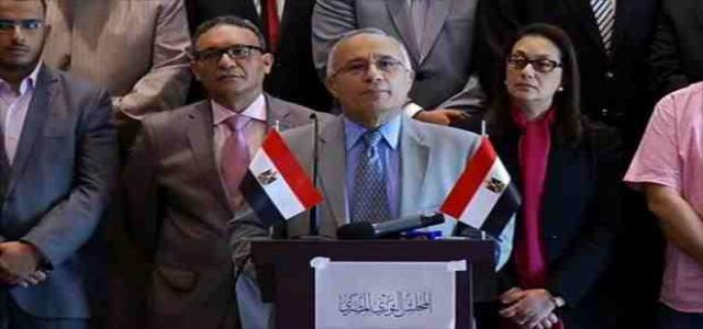 Egyptian Revolutionary Council Announces New Offices