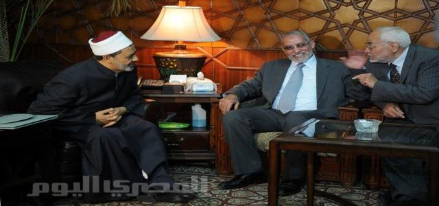 Mainstream MB's Insist on Moderation