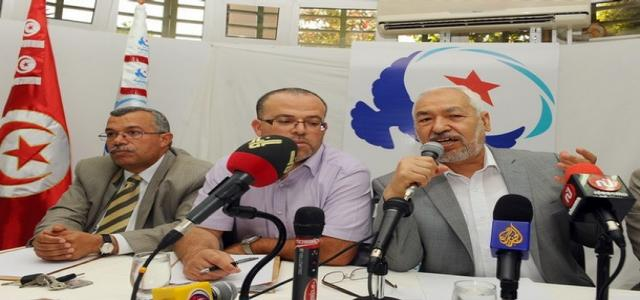Tunisia: Nahda Condemns Repression of Protesters, Violation of Mosque Sanctity