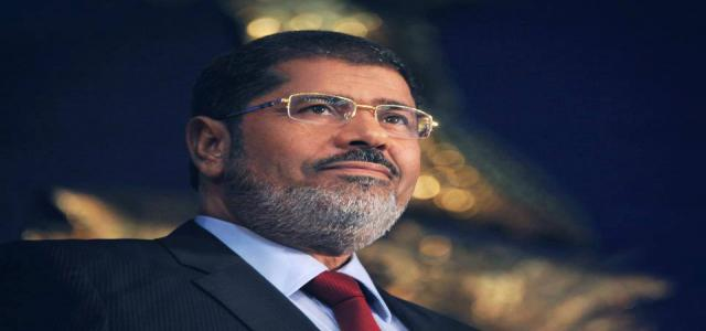 President Morsi Reiterates Rejection of Coup, Junta