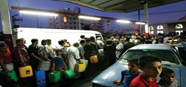 EU: Funds for Gaza fuel reached PA
