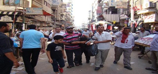 Salvation Front and Rebel Terror Acts Against Morsi Supporters Kill Muslim Brotherhood Youth