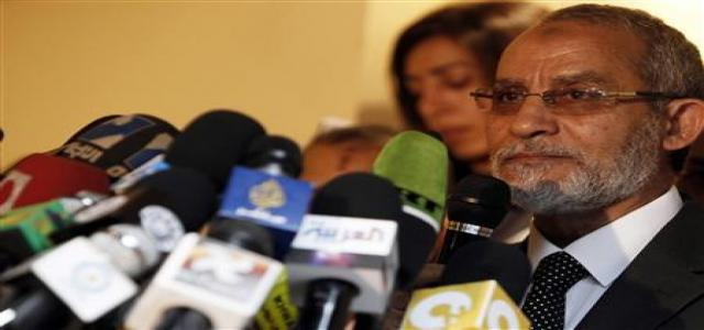 Badie: Preparations Underway for Sixth All-Party Conference for Egypt