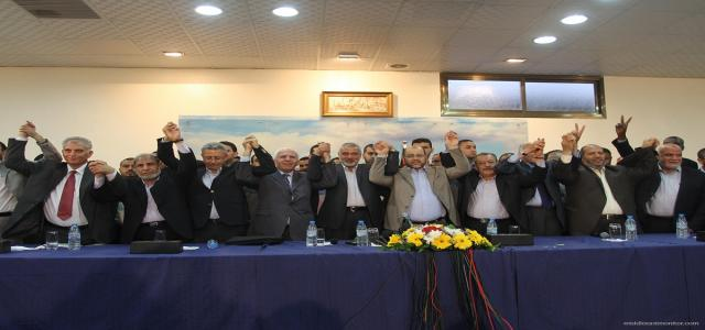 Muslim Brotherhood Welcomes Imminent Declaration of Palestinian Unity Government