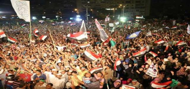 Democracy Defense Front Statement on the Legal Status of the Coup in Egypt
