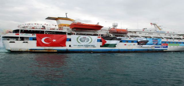 Zoabi demands investigation for Freedom Flotilla thefts