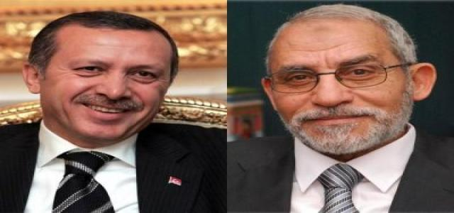 MB Chairman and Delegation Visit Erdogan