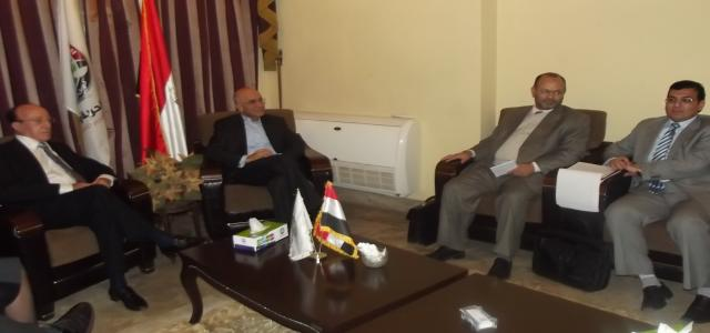 After Meeting With IMF Representatives, FJP: Gov't Will Focus on Economic Development, Not Borrowing