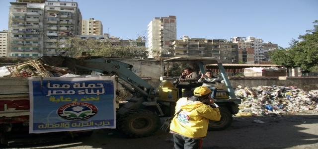 Alexandria Brotherhood Serves 130,000 Citizens in Six Hours on Friday