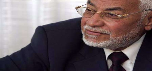 Akef: MB strategy the same despite leadership change