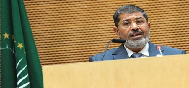 President Morsi Issues Decree Scrapping Preventive Detention in Cases of Publishing Offenses