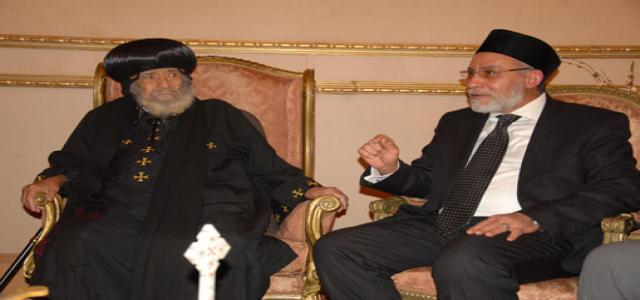 Dr. Badie: Brotherhood Committees to Include Copts, Discuss Building Egypt's Future Together