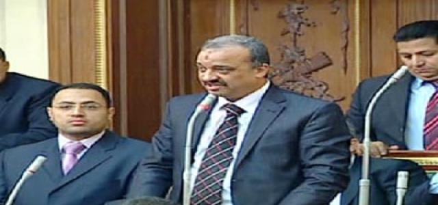 Egyptian Parliament's Arab Affairs Committee Urges Syria Support