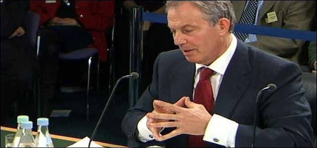 Blair Survives Iraq Inquiry