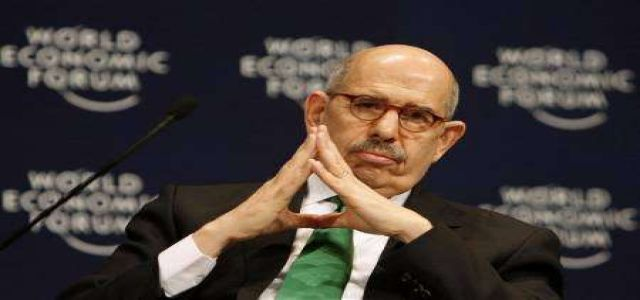 Politics as usual for Baradei in Egypt?