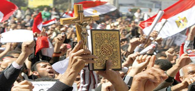 MB & FJP Members Mediate Between Muslims and Copts in Minia, Ending Violence