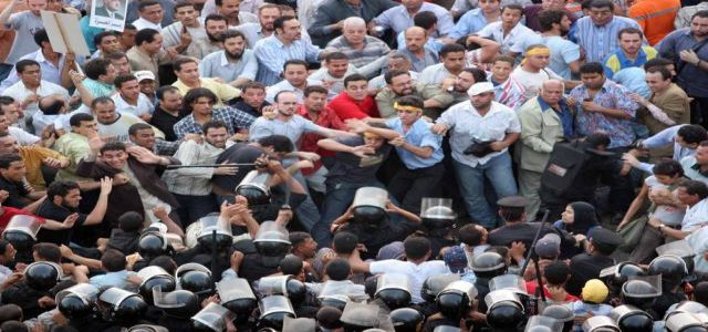 Egypt : 42 electoral candidates and 145 protestors arrested in one day