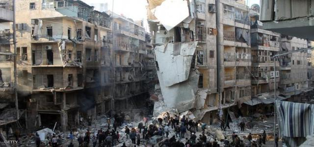 Syria Muslim Brotherhood Statement on Aleppo Devastation