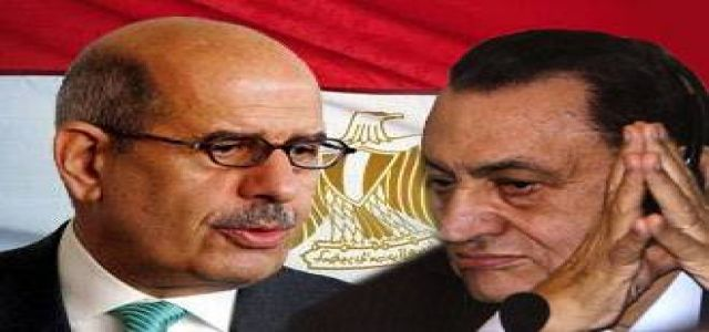 ElBaradei calls for democracy in Egypt