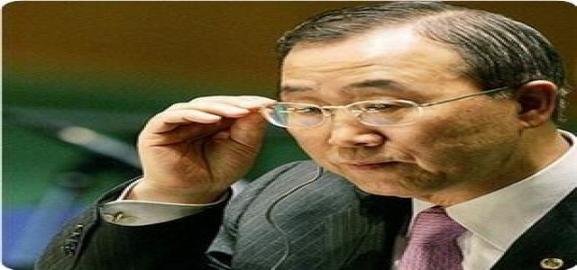 Surani: Ban Ki-moon's speech is imprecise