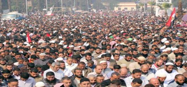 In Million-Man Marches Saturday, Rallies from Alex and Cairo to Assiut, People's Revolutionary Will Shines on