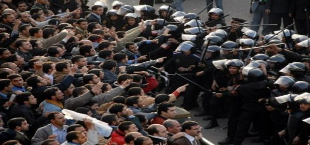 Aqsa protest in Egypt harvest 200 arrests including 3 women