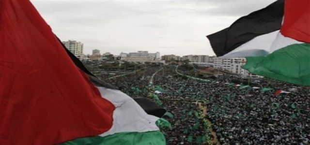 Hamas: Creating a Zionist entity was a major crime against Palestine