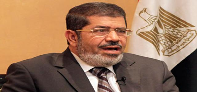 El-Erian: Morsi Will Win Presidential Election Outright from First Round