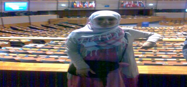 FJP Delegate to EP Stresses Women Role in Egyptian Politics