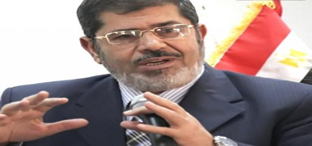 Morsi on CBC: I Stand With Freedom of Creativity, Expression