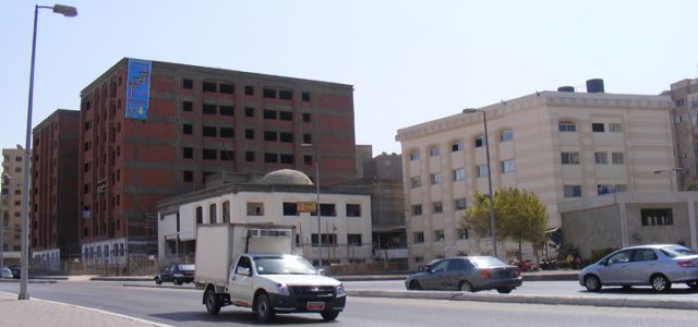 Egypt blocks Muslim Brotherhood hospital for poors