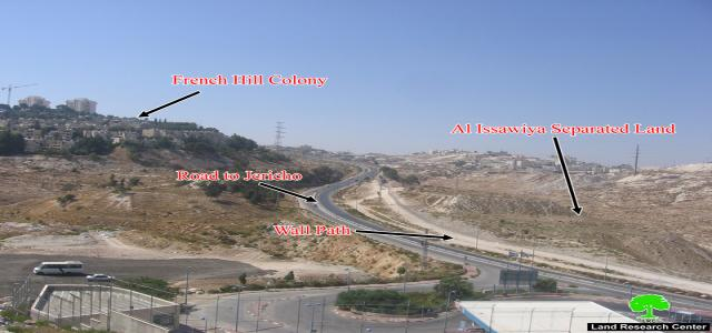 J'lem rights group: Israeli planners have begun isolating Issawiya from city