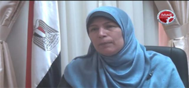 Omaima Kamel: Women and Copts to Be Represented in Presidential Institution
