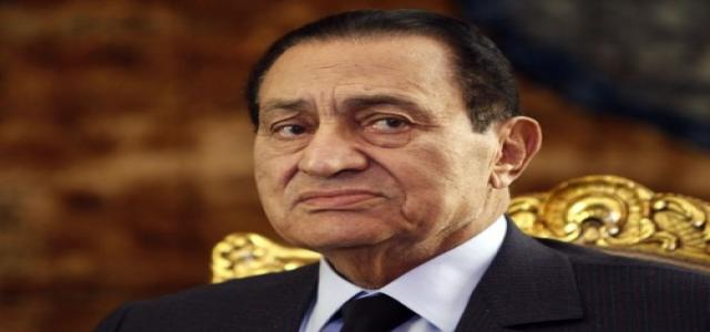 Ousted Mubarak served 15-day detention order
