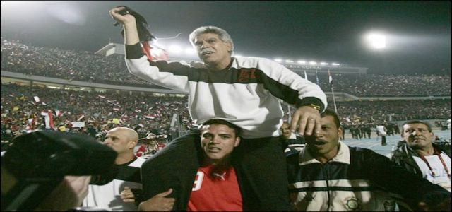 Egypt tells Shehata no-go for Nigeria job