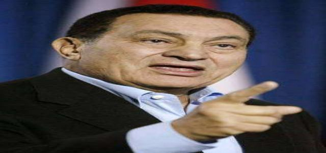 Blogging Against Mubarak
