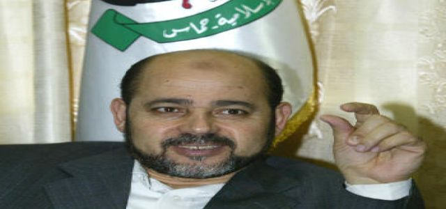 Abu Marzouk denies involvement of Arab countries in assassination of Mabhouh