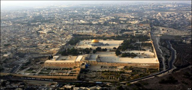 Arab geologists warn of Aqsa collapse due to IOA practices